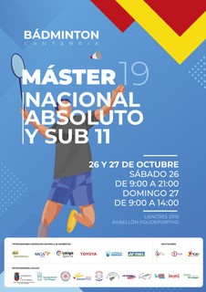 MASTER Absoluto y Sub-11 (6*) LIENCRES